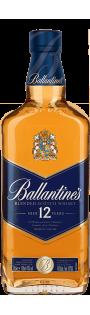 Ballantine's 12 yo.