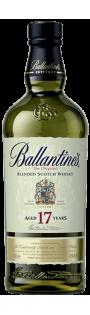 Ballantine's 17 yo.