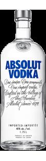 Absolut Vodka, Blue 1.75L
