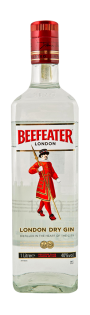 Beefeater London, Dry Gin 1L