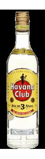 Havana Club, Anejo 3 yo. 1L